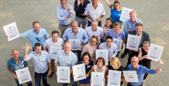 Orbix krijgt Voka Charter Duurzaam Ondernemen