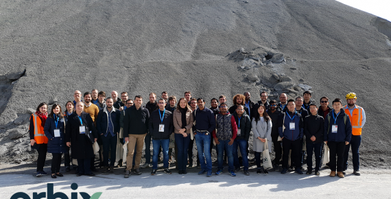 Slag Valorisation Symposium visits Orbix