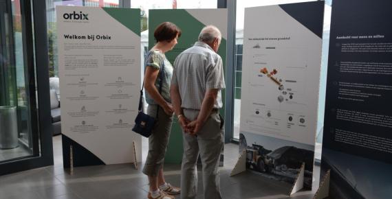 Buurtbewoners maken kennis met Orbix