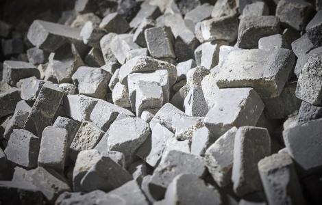 vuurvaste stenen
